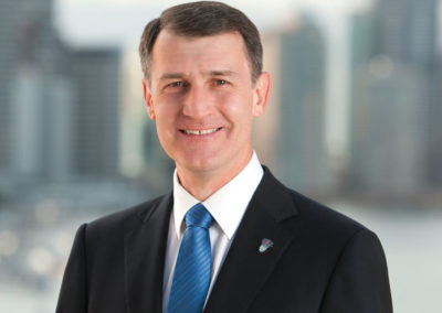 BSB Acknowledges Lord Mayor Graham Quirk
